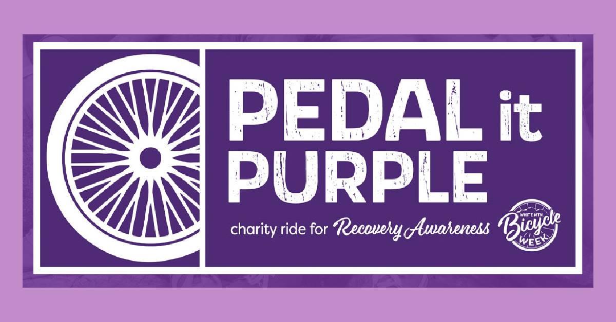 Pedal it Purple